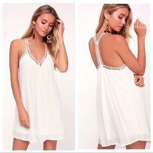 "Lush by lulus ""I'm Impressed""  summer Dress"